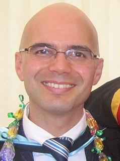Vernon Tava Businessman and politician