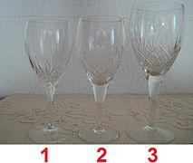 Ballon verre wikip dia - Place du verre a eau sur une table ...