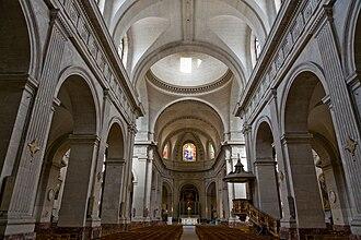 Church of Notre-Dame, Versailles - Interior