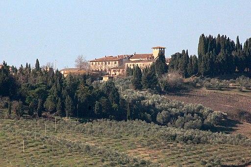 Vescona, località di Asciano