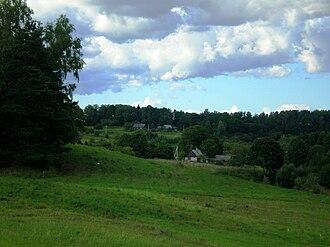 Zarasai District Municipality - Image: Veselava 002