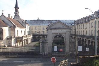 Vesoul - Hôpital Paul-Morel