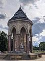 Victoria Park, London, August 2020 - Burdett Coutts Drinking Fountain.jpg