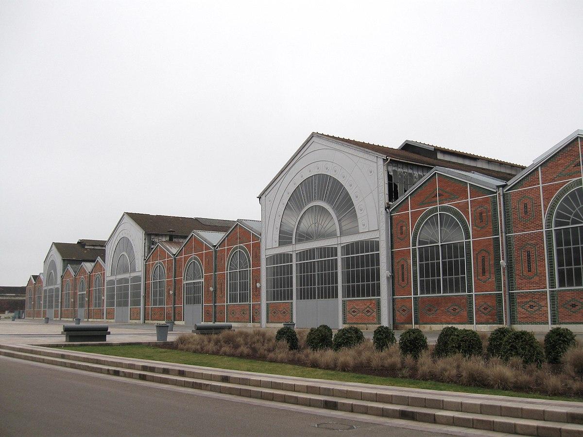 Factory of the Société Française