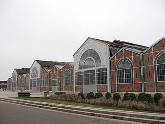 Vierzon - Factory of the Société Française