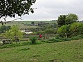 View across the valley from graveyard of Sutton church - geograph.org.uk - 1560795.jpg