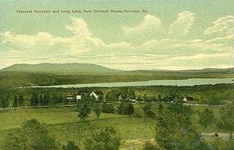 Harrison, Maine - Long Lake, c. 1910