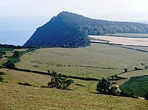 View from Peak Hill, near Sidmouth - geograph.org.uk - 1372146.jpg