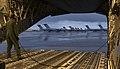 View from a C-17 Globemaster III (15288739872).jpg