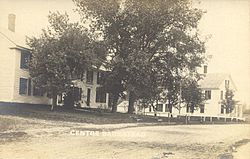 Center Barnstead in 1909
