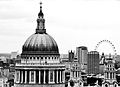 View of St Paul's Cathedral seen from 5 Aldermanbury Square - panoramio.jpg