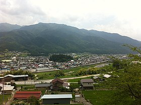 Views of the Hagiwara Town,Gero City,Gifu,Japan.jpg