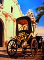 Vigan Heritage Village wedding carriage.JPG