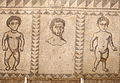 Villa Armira - Central Floor Mosaic in the National Historic Museum Sofia PD 2012 34.JPG
