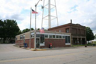 Villa Grove, Illinois - Villa Grove Post Office, 2007