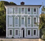 Icranet wikip dia for Jardin villa ratti nice