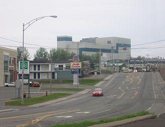 Chandler, Quebec - City of Chandler