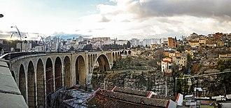Constantine (Algeria) - Image: Ville de Constantine مدينة قسنطينة 2