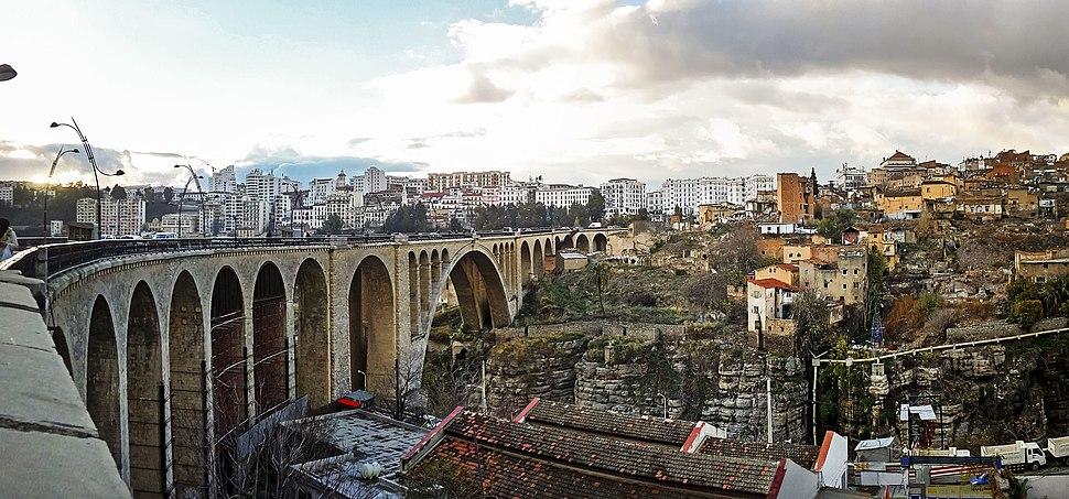 Constantine, Algeria - Howling Pixel