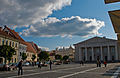 Vilnius Town Hall, Lithuania, 14 Sept. 2008 - Flickr - PhillipC.jpg