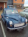 Vintage car at the Wirral Bus & Tram Show - DSC03359.JPG