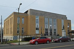 Vinton County Courthouse from northeast.jpg