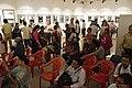 Visitors - Group Exhibition - PAD - Kolkata 2016-07-29 5392.JPG