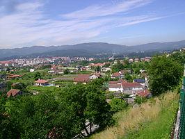 Vista de Puenteareas
