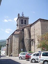 Vista exterior de la Iglesia de Ntra. Sra. de la Asunción.JPG