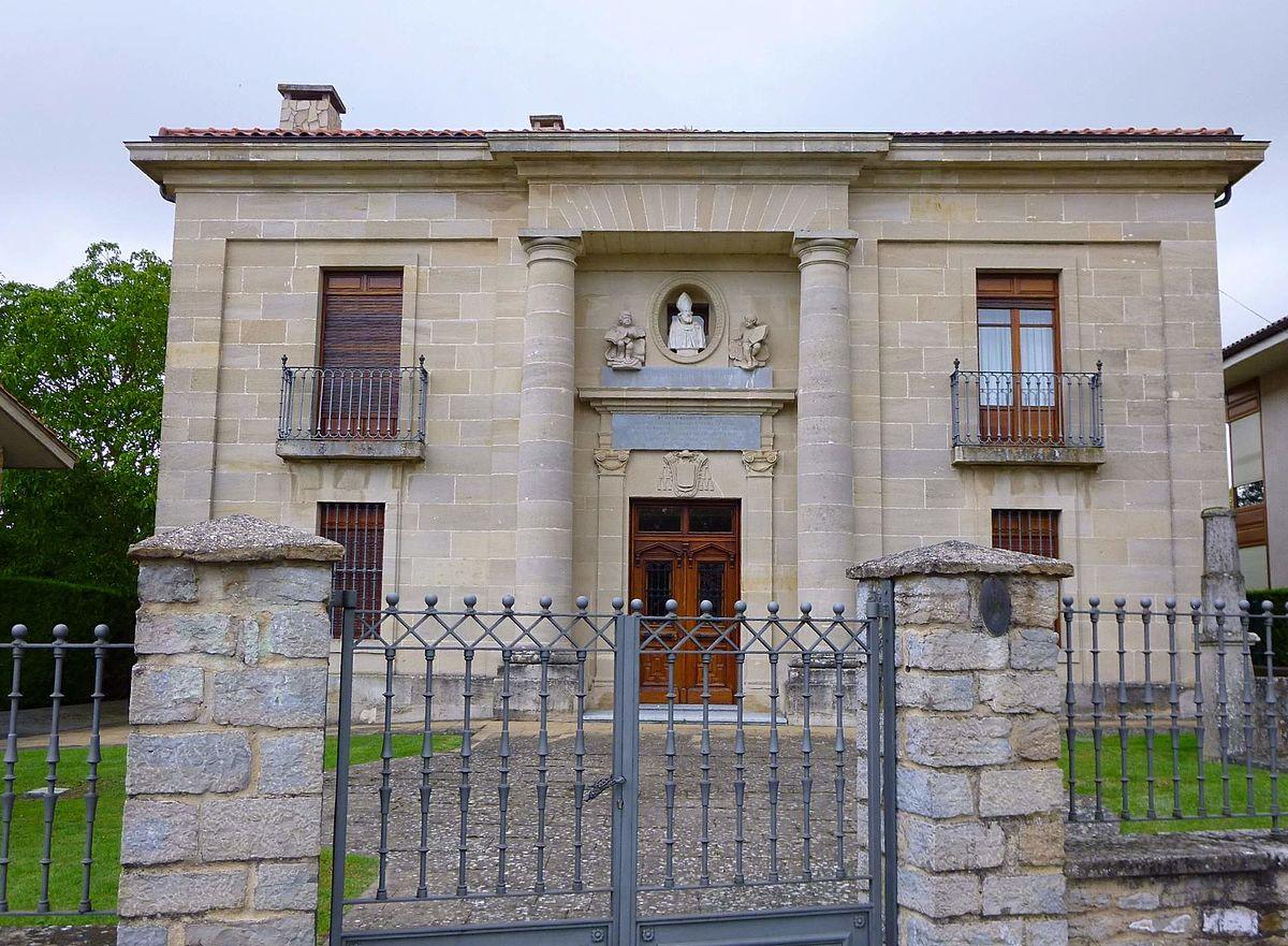 Casa del Santo (Armentia) - Wikipedia, la enciclopedia libre