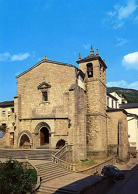 Iglesia de san francisco vivero wikipedia la for Viveros en lugo