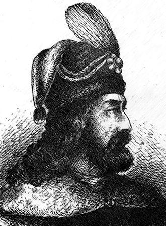 Vlastimir - Image: Vlastimir, Prince of the Serbs