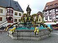 Volkach-Fontaine décorée à Pâques.jpg