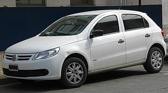Volkswagen Gol - Third generation 2011 Volkswagen Gol 1.6 Trend