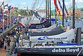 Volvo Ocean Race participants safely in harbor i Stockholm - panoramio.jpg