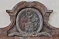 Vordernberg - Pfarrkirche Maria Himmelfahrt - alter Grabstein - III - Wappen.jpg