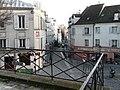 Vue du parvis de l'église de Charonne - panoramio.jpg