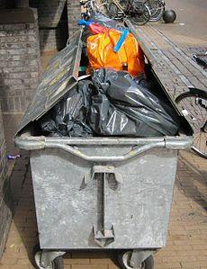 廃棄物's relation image