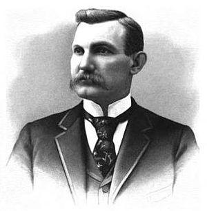 William Rankin Ballard - W. R. Ballard circa 1890