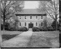 WEST FRONT - Kenmore, 1201 Washington Avenue, Fredericksburg, Fredericksburg, VA HABS VA,89-FRED,1-30.tif