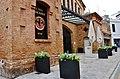 WLM14ES - Fundació Stampfli, Sitges, Platja de Sant Sebastià - MARIA ROSA FERRE.jpg