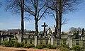 WWI, Military cemetery No. 204 Wola Rzedzinska, Wola Rzedzinska village, Tarnów county, Lesser Poland Voivodeship, Poland.jpg