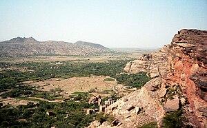 Geography of Yemen - Wadi Dhar