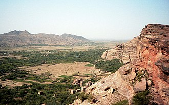 Geography of Yemen - Wadi Dhar