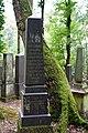 Waibstadt - Jüdischer Friedhof - Neuer Teil Reihe 7 - Grabstein Sara Oppenheimer geb. Rosenfeld (1835-1921) 1.jpg