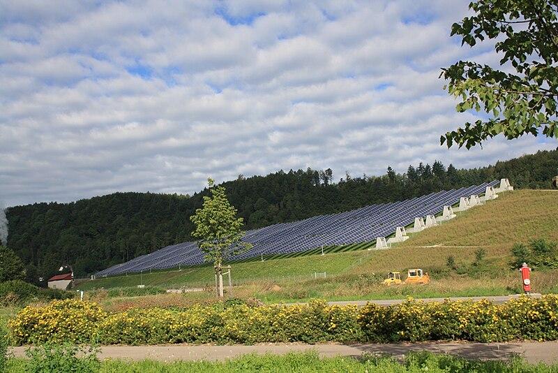 Fotovoltaico - foto di Badener