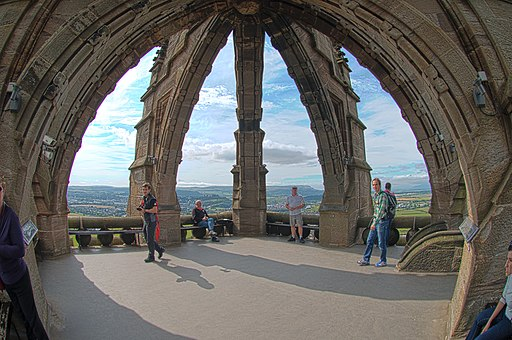 Wallace Monument (HDR) (8038771807)