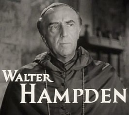 Walter Hampden in The Hunchback of Notre Dame