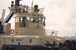 Wambiri tug boat - Fremantle Harbour.JPG