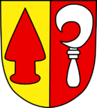 Arms of the municipality Friesenheim